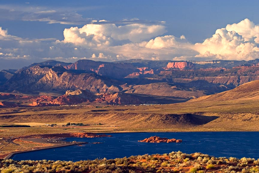 Dive sand hollow access scuba st george utah for Sand hollow swimming pool st george
