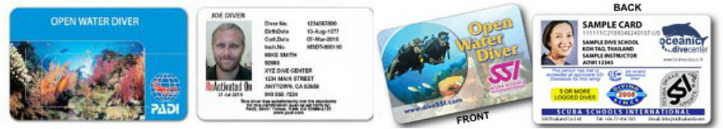 If you are traveling for longer than 90 days, you can still have you certification checked on the PADI website. SSI processes certification cards ...
