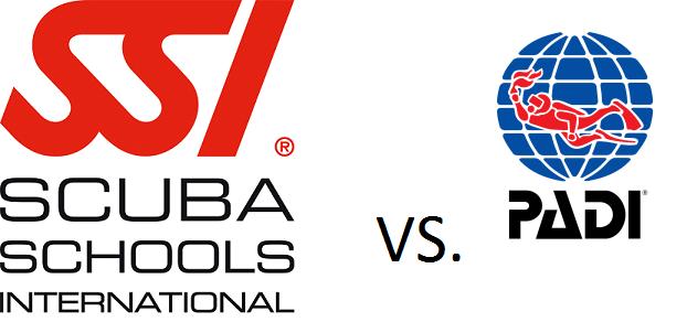 PADI vs SSI Certifications - Access Scuba | Scuba Diving Classes ...